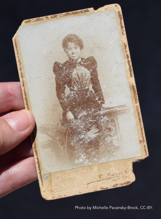 Dust to Digits: Writing Our Stories Through Family Photographs