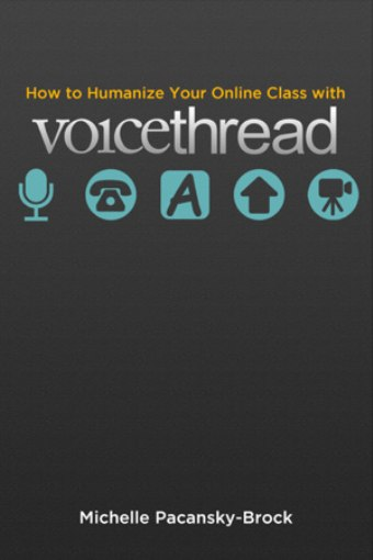 Link to eBook: How to humanize your online class with VoiceThread